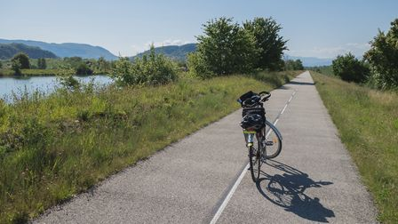 River paths in France are great for cycling (c) passimage / Getty Image