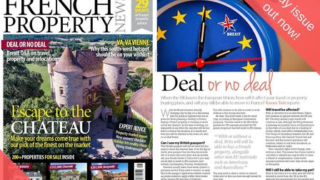 The May issue of French Property News is out now