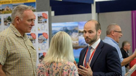 Meet the experts at the French Property Exhibition