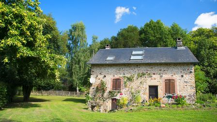 Holiday homes are often affordable in the Limousin (Getty Images/iStockphoto/IvonneW)