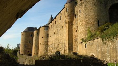 A medieval festival is based around the Chateau Fort Sedan. Pic: Picasa/CRTCA