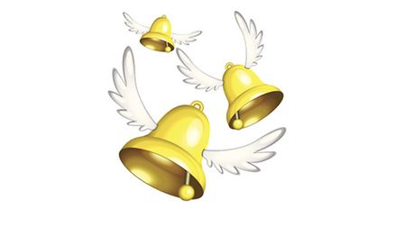 French Easter tradition of the flying bells © tilo / ThinkstockPhotos
