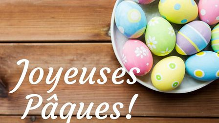 18 French words to use at Easter