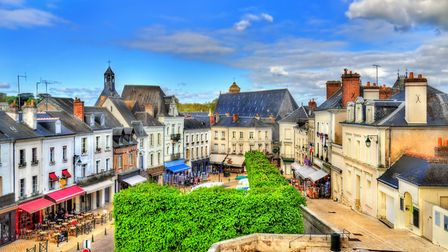 Amboise in Indre-et-Loire (c) Leonid Andronov / Getty Images
