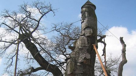 The Chêne Chapelle in Normandy is an arborial marvel