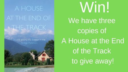 Win a copy of A House at the End of the Track