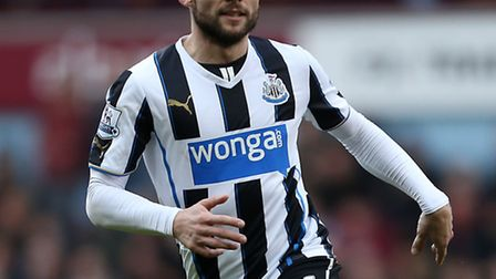 Newcastle United's Yohan Cabaye. Picture: Stephen Pond/PA Wire