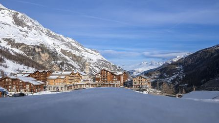 MGM Chalet Delys development in Les Houches, Chamonix Valley