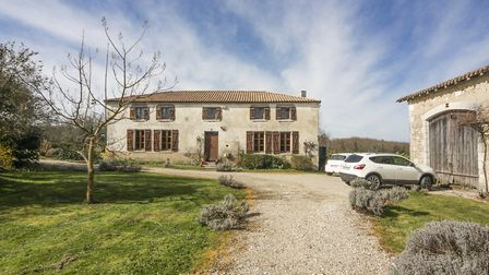 This farmhouse in Charente is now on the market for 399,950 euros