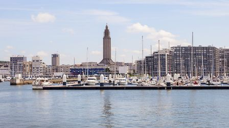 Panorama of Le Havre in Normandy (c) benkrut/Getty Images