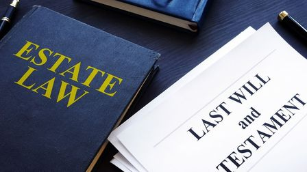 A Grant of Probate that is issued by the Probate Registry for England and Wales does not apply to a