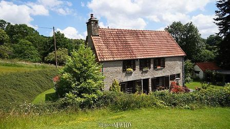 Country home for sale in Manche wtih Agence Newton