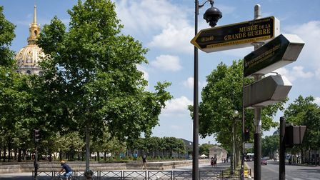 The project aims to increase awareness of Greater Paris' rich culture
