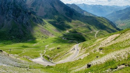Tourmalet is the most climbed mountain in the Tour de France's history © philipimage / Getty Images