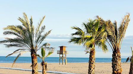 Narbonne Plage in Languedoc-Roussillon (c) phbcz Bigstock