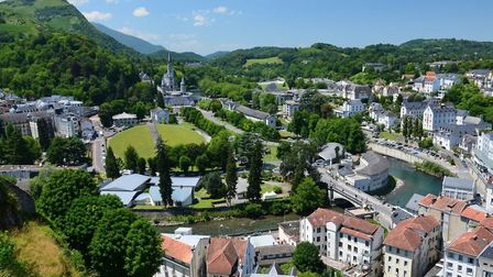 Lourdes is a stunning destination for tourists - pilgrims or otherwise. Pic: Oks_Mit/iStock/Getty