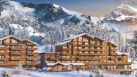 Le Lodge des Neiges is a stunning development by MGM French Properties located in Tignes 1800