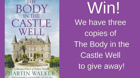 Win a copy of the Body in the Castle Well by Martin Walker