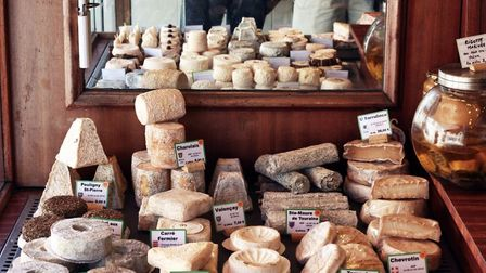 Put your French cheese knowledge to the test