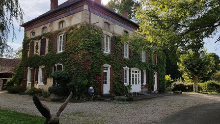 Train station hotel for sale in Saone-et-Loire with My French House
