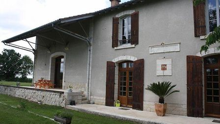 Station for sale in Charente with Beaux Villages