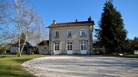 Station house for sale in Lot-et-Garonne with Beaux Villages