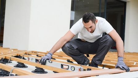 Hiring a reliable tradesperson (c) JP Wallet Getty Images