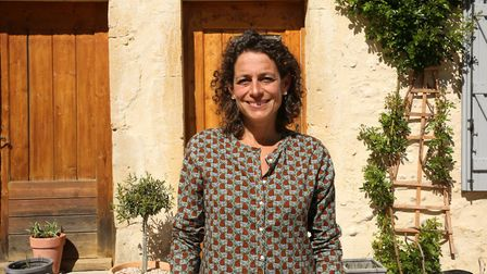 Alex Polizzi at Zero Neuf in France (c) Twofour/Channel 5