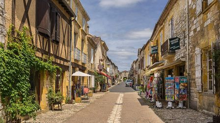Monpazier in Dordogne is loved by expats (c) Gordon Bell Photography - Getty Images