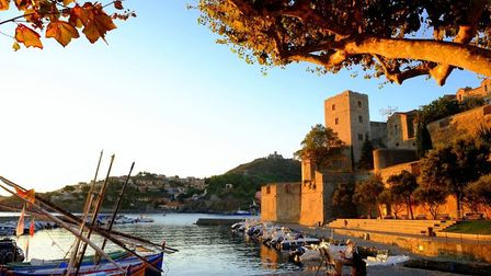 Collioure is known for its special light and has inspired numerous works of art