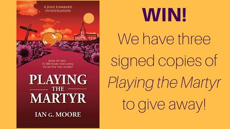 Playing the Martyr by Ian G. Moore