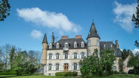 Chateau for sale in Felletin with Legget Immobilier
