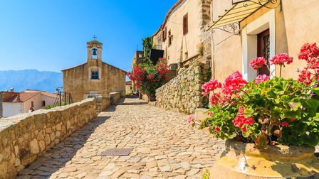 Corsica is perfect for a family getaway