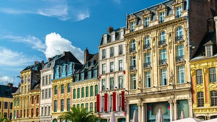 Northern France is full of beautiful places to visit, like Lille. Pic: Leonid Andronov/iStock/Getty