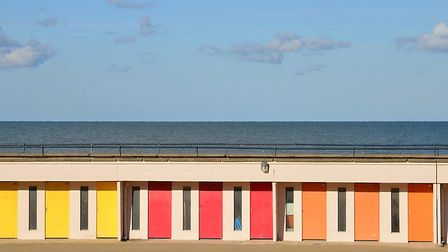 The colourful resort of Le Touquet. Pic: Pack-Shot/iStock/Getty