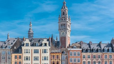 Lille's stunning architecture. Pic: Pascale Gueret/iStock/Getty