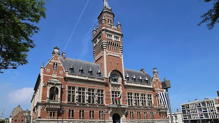 The town hall of Dunkirk. Pic: thehague/iStock/Getty