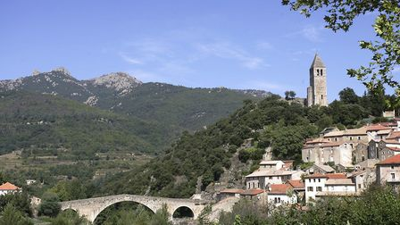 Olargues on the Passa Pais (c) David Muscroft - Getty Images