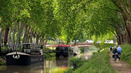 The Canal des 2 Mers (c) Therry - Getty Images