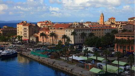 Consider Ajaccio for your next long weekend away. Pic: Dmytrok/Wikimedia Commons