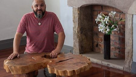 Brad Quarless is a woodworker living in Vienne