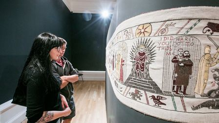 The Tapestry will be a big draw for fans of the hit series. Pic: Ulster Museum