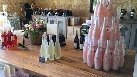 Sample the local wine at Domaine Lafage and buy a bottle to take home