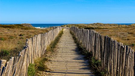 Canet Plage is within easy reach for a trip to the beach @Perpignan Mediterranee Tourisme
