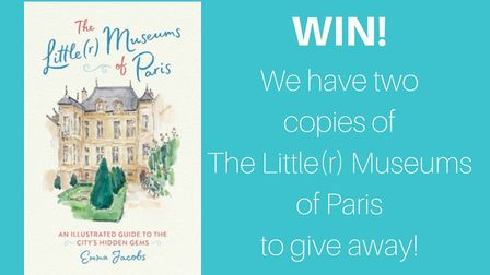 Win The Little(r) Museums of Paris by Emma Jacobs
