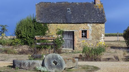 An old farmhouse in Normandy (c) Steve Allen Photo - Getty Images