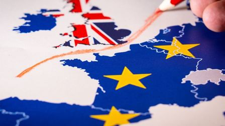 France is preparing for a no-deal Brexit with a trial run of a new customs system ©Tanaonte Getty Im