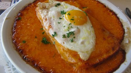Try a French take on a Welsh rarebit in Northern France. Pic: Jiel Beaumadier/Wikimedia