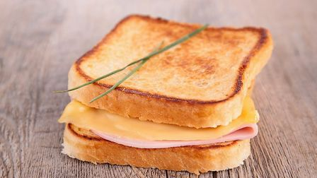 The croque monsieur is the ultimate French sandwich. Pic: Margouillatphotos/iStock/Getty