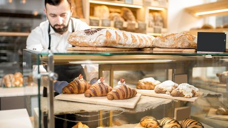 Boulangeries and butchers help French people buy local (c) RossHelen / Getty Images